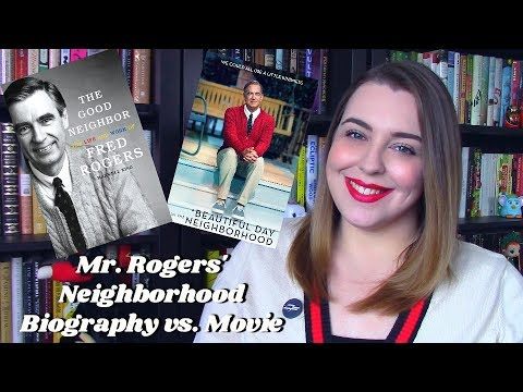 Mister Rogers Neighborhood Book Vs Movie Youtube