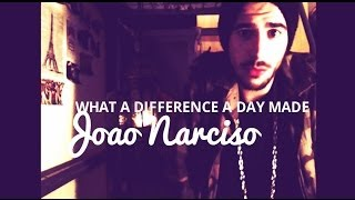 João Narciso - What a difference a day made (jamie cullum cover)