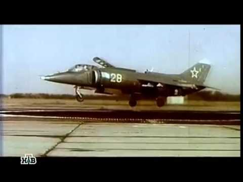 SMOTR - Yak 38 in Afghanistan - English subtitles