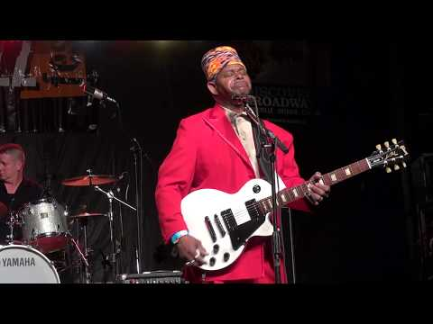 Lil Ed & The Blues Imperials (Slow Blues) - Live Orangeville Blues & Jazz Festival 2017