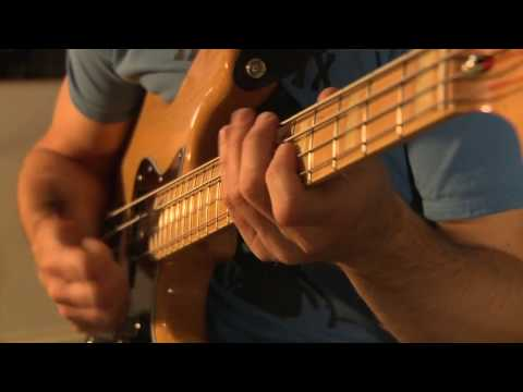 Funky Slap bass no drums - for drummers