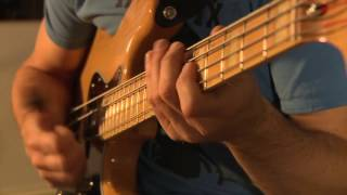 �������� ���� Funky Slap bass no drums - for drummers ������