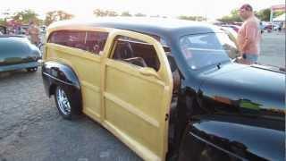 1948 Ford Wagon - Woodward Dream Cruise 2012