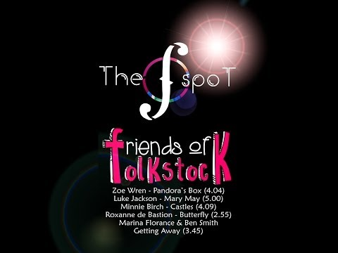 The F Spot (taster-audio only) Friends of Folkstock