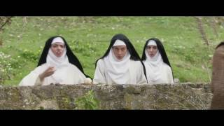 THE LITTLE HOURS Official Red Band Trailer 2017 Alison Brie, Aubrey Plaza Comedy Movie