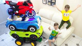 Супер Сеня и сборник Познавательных видео для детей смотреть онлайн в хорошем качестве бесплатно - VIDEOOO