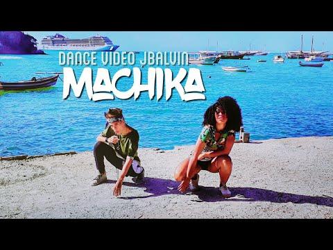 Machika  - J BalvinAnitta Jeon Dance   Coreografia Thi