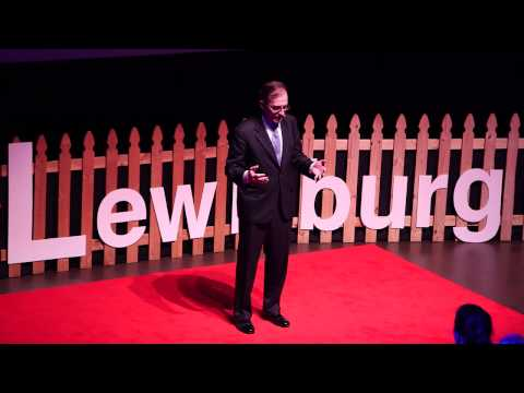Enough Already! Permanent Peace In Palestine And Israel | Steven S. Drachman | TEDxLewisburg