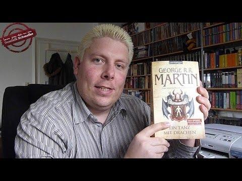 Buchbesprechung: Teil 10 Lied v. Eis und Feuer (Game of Thrones)- Ein Tanz mit Drachen- G.R.R.Martin