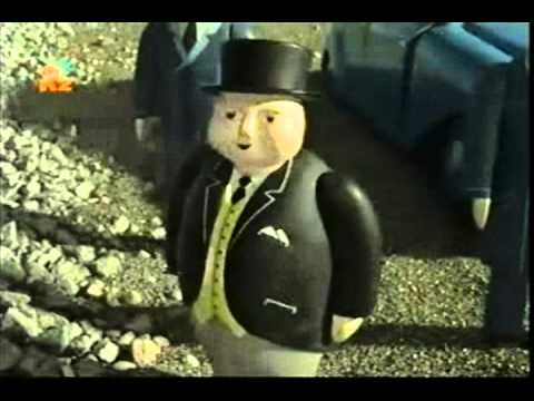 Grant Thomas the Tank Engine parody clip