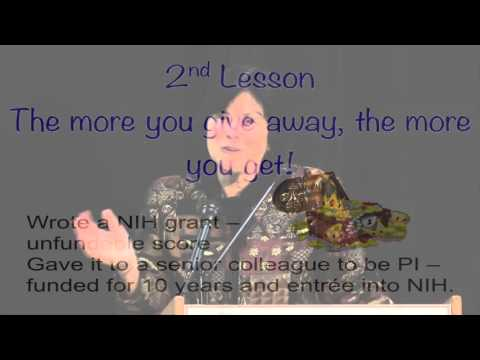 ADVANCE Lecture: Dr. Connie Weaver, Purdue University