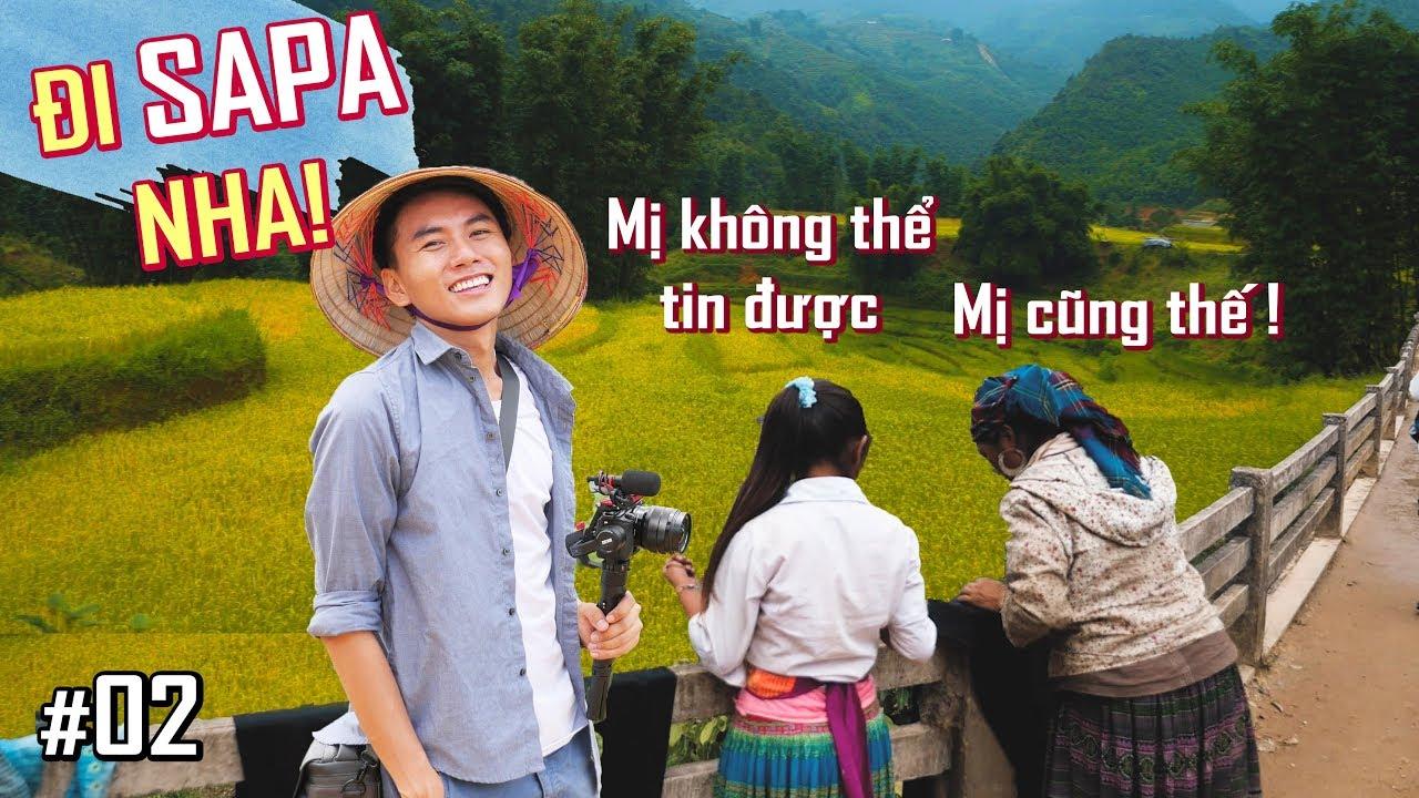 Ký sự du lịch ẩm thực Sapa #2 |Mùa vàng Tây Bắc Việt Nam