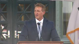 Jeff Flake delivers keynote address for Harvard Law School Class Day 2018 thumbnail