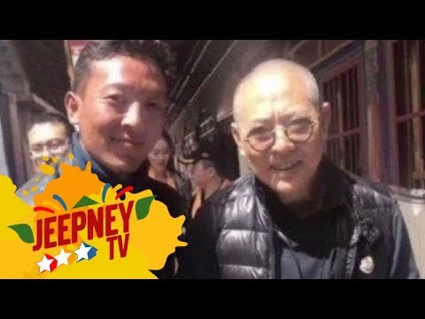 Jeepney TV: #Trending photo ni Jet Li nag-viral sa social media