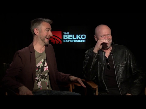 The Cast of Guardians of the Galaxy Can't Handle the Belko Experiment | The Zoo