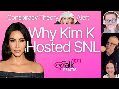 Why Did Kim K Host SNL? We Explain.