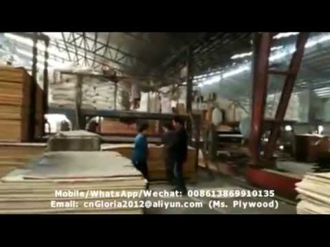 Plywood production Linyi Manufacturer Competitive Price