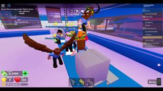J'AI MET ITSFUNNEH IN ROBLOX MADCITY!!!
