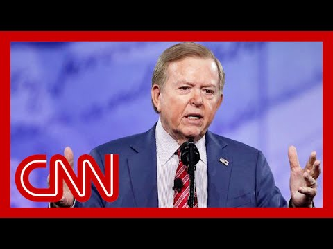 Fox Business Network abruptly cancels 'Lou Dobbs Tonight'
