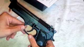 Beretta M9 Commerical Review - Part 1 of 3
