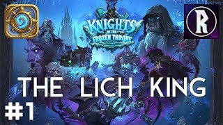 Hearthstone: The Lich King #1 - Druid and Rogue