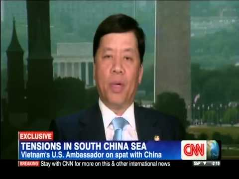 Vietnam Warns China On Sea Dispute - 'This Is Unacceptable' (CNN)