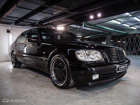 Tuning Mercedes-Benz W140 BRABUS 7.3L V12
