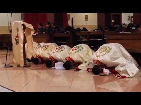 Aramaic Project-75. Fr. Mathew (Bijo) Kochadampallil speaks on The three-day lent