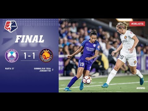 Highlights: Orlando Pride vs. Utah Royals FC | March 24, 2018