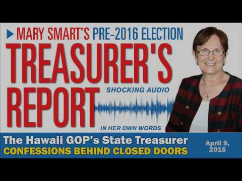 HAWAII GOP DEMISE: Mary Smart