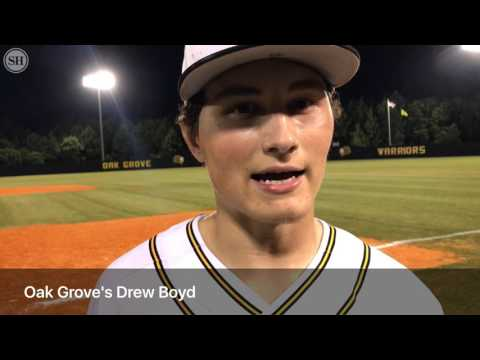Watch Highlights From Oak Grove-Gulfport