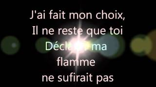 Tragedie-Eternellement Lyrics