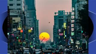 20181111~1114 高雄曼哈頓懸日縮時攝影