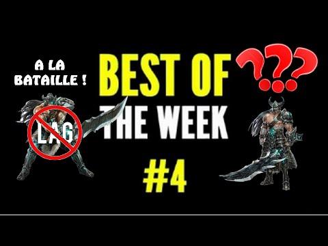 Best of the week 4 : BUG DE TRYNDAMERE !