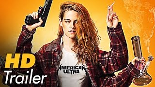 AMERICAN ULTRA Trailer German Deutsch (2015)