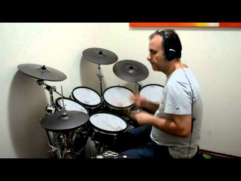 Dream Theater - Erotomania - Drum cover by Marcos Fernandes (Roland TD30-KV)