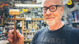 Adam Savage's One Day Builds: Little Thwacker Hammer!