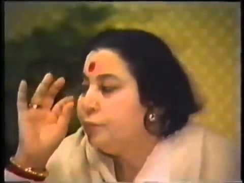 Shri Adi Shakti Teaching Khecari Mudra - Vienna, Austria 1985