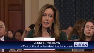 Jennifer Williams Opening Statement