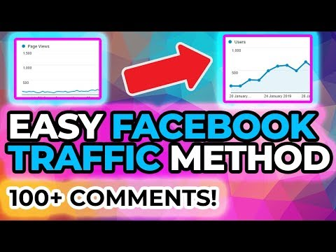 Facebook Marketing Strategy: How To Get Free Facebook Traffic thumbnail