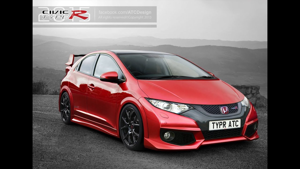 honda civic 9 type r 2013