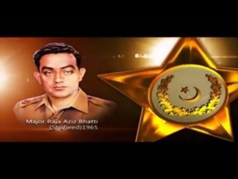 Major Aziz Bhatti - Nishan-e-Haider