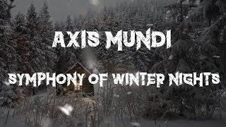 Axis Mundi - Symphony of Winter Nights (OFFICIAL LYRIC VIDEO)