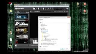 How To Add Any Libary To Kontakt