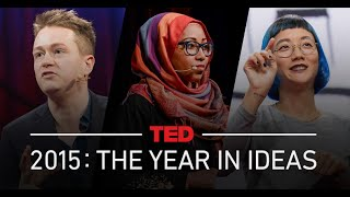 The Year in Ideas: TED Talks of 2015