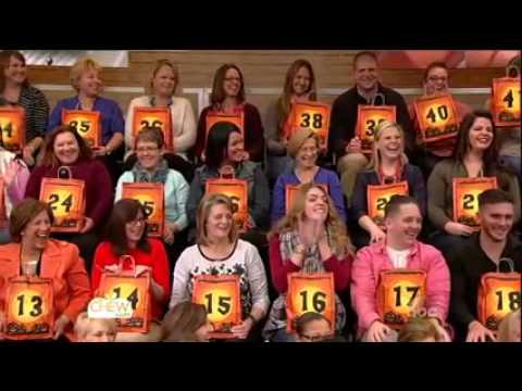The Chew the chew last-minute halloween party! 29-10-2015 - youtube