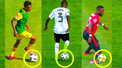 Soccer Skills Invented In South Africa🔥⚽●South African Showboating Soccer Skills●⚽🔥KASI FLAVA PART 1