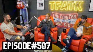 The Fighter and The Kid - Episode 507: Aubrey Marcus