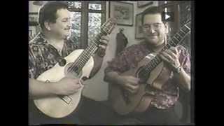 DUELO DE CUATROS- PEDRITO GUZMAN Y EDWIN COLON ZAYAS BPPR
