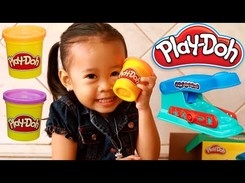 Donna The Explorer Learns And Plays Fun Factory Play-Doh